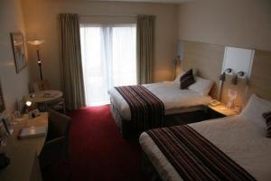 The Bedrooms at Ramada Da Vinci