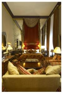 The Bedrooms at The Merchant Hotel