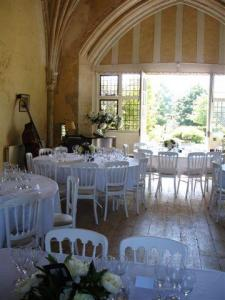 The Bedrooms at Butley Priory