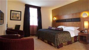 The Bedrooms at The Pinewood Hotel