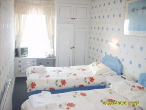 The Bedrooms at The Welbeck Hotel