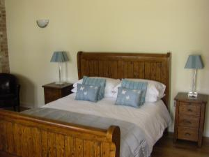The Bedrooms at Spread Eagle Inn