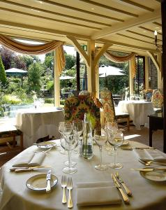The Restaurant at The Montagu Arms