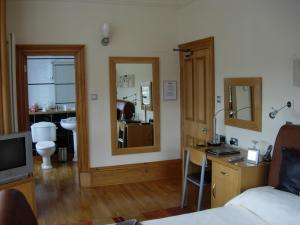 The Bedrooms at Redstones Hotel