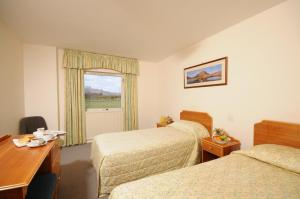 The Bedrooms at Glenfield Hotel