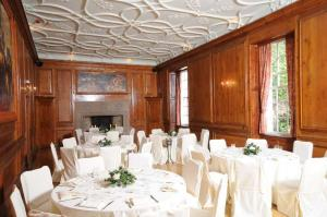 The Restaurant at Tulloch Castle Hotel