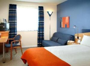 The Bedrooms at Express By Holiday Inn Newcastle Metro Centre