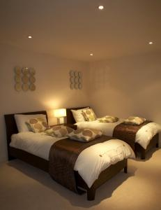 The Bedrooms at L3 Living @ The Albany