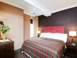 The Bedrooms at Royal Mile Residence
