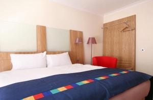 The Bedrooms at Park Inn