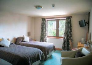 The Bedrooms at Auld Kirk Hotel