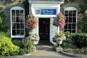 The Bedrooms at Best Western Annesley House Hotel