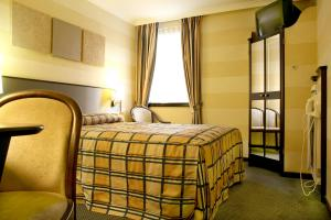 The Bedrooms at Holiday Inn Glasgow Theatreland