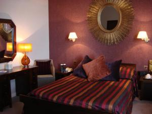The Bedrooms at Stradey Park Hotel