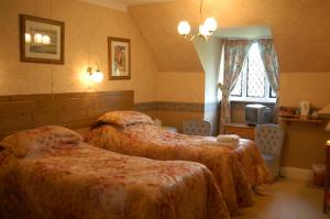 The Bedrooms at Caer Beris Manor