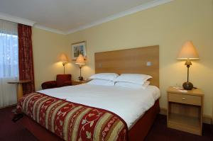 The Bedrooms at Ramada Belfast