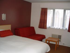 The Bedrooms at Days Inn Hotel Gretna Green