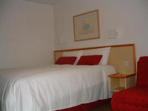 The Bedrooms at Days Inn Hotel Gretna Green