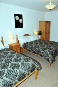 The Bedrooms at Good Cottages
