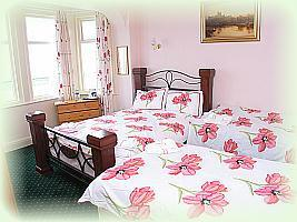 The Bedrooms at Roker Hotel