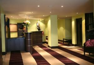 The Bedrooms at Hallmark Hotel Manchester formerly - Belfry House Hotel