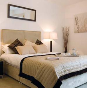 The Bedrooms at Grosvenor Suites