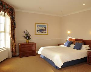 The Bedrooms at Best Western Bromley Court Hotel