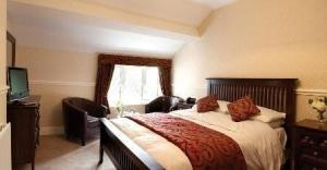 The Bedrooms at Woodlands Hall