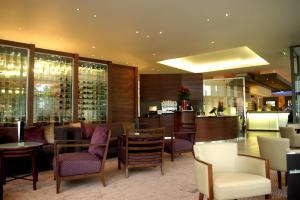 The Bedrooms at Crowne Plaza London - Docklands