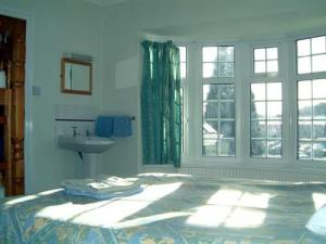 The Bedrooms at Trevanion Lodge