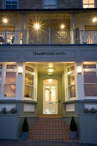 The Bedrooms at The Hambrough