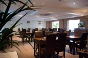 The Restaurant at Gateway to Wales Hotel