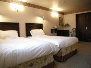 The Bedrooms at Ye Olde Anchor Inn