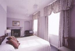 The Bedrooms at Severn View Hotel