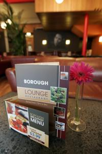 The Bedrooms at Borough Hotel