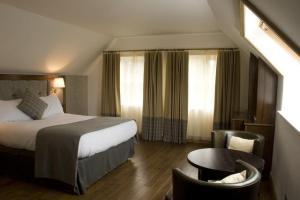The Bedrooms at The Inn At Inverbeg