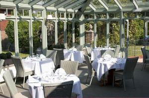 The Restaurant at Flackley Ash Hotel Restaurant and Spa