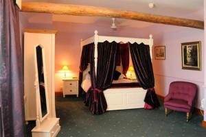 The Bedrooms at Best Western Cambridge Quy Mill Hotel