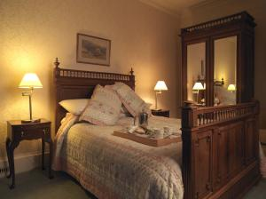 The Bedrooms at Knockderryhouse