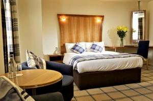 The Bedrooms at Corus Hotel Hyde Park