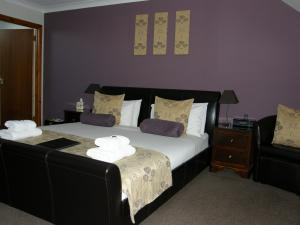 The Bedrooms at Avalon Guest House