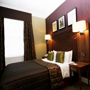 The Bedrooms at Hallmark Hotel Derby