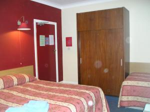 The Bedrooms at Grange Lodge Hotel - BandB
