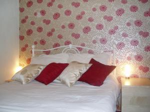 The Bedrooms at The Lemon Tree Guest House