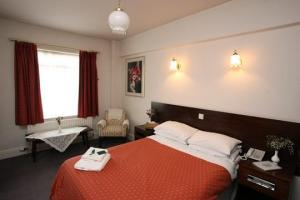 The Bedrooms at Haydon House Hotel