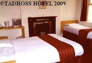 The Bedrooms at Tadross Hotel