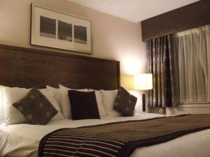 The Bedrooms at Thistle Inverness