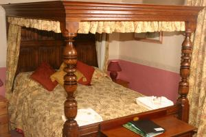 The Bedrooms at Ivy House Hotel