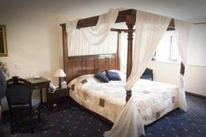 The Bedrooms at Oxfordshire Inn
