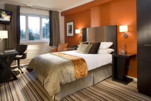 The Bedrooms at De Vere Venues The Mill and Old Swan